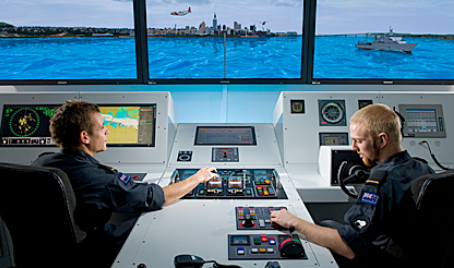 Simulators of Seafarers